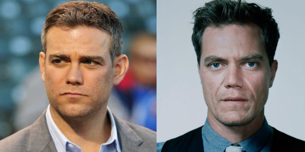 Michael Shannon as Theo Epstein