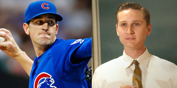 Aaron Staton as Kyle Hendricks