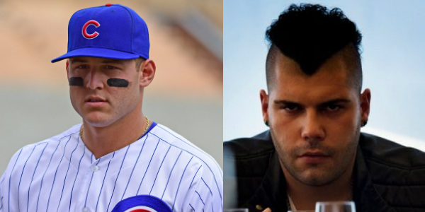 Salvatore Esposito as Anthony Rizzo