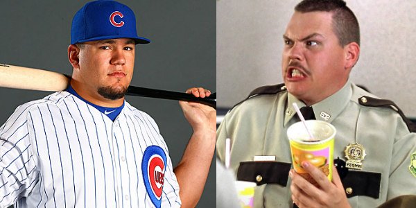 Kevin Heffernan as Kyle Schwarber