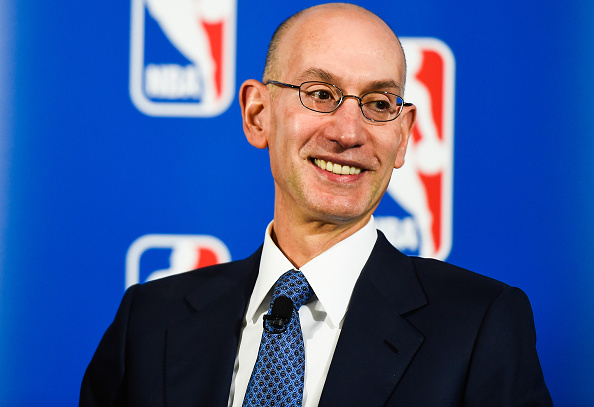 PepsiCo And NBA Announce Landmark Marketing Partnership