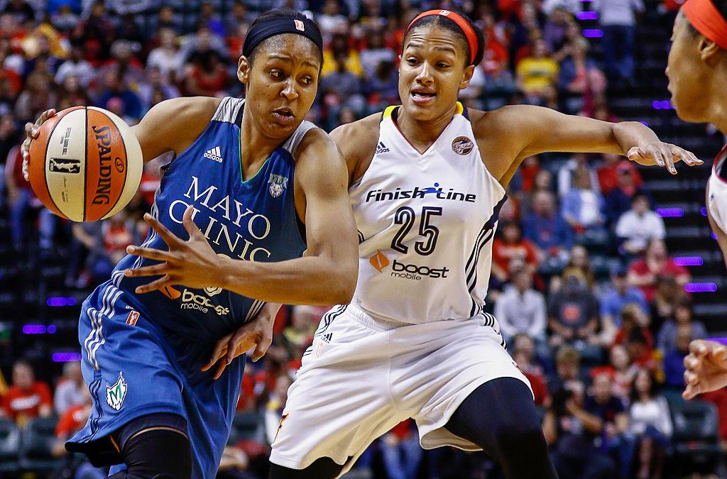 WNBA stars