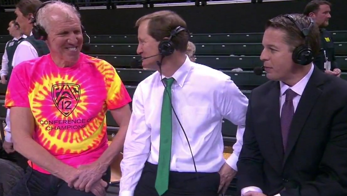 Bill Walton Oregon UCLA