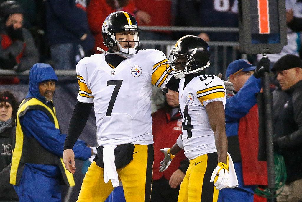 Steelers stars