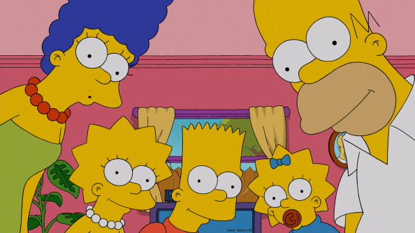 "THE SIMPSONS: The ""Pulpit Friction"" episode of THE SIMPSONS airing Sunday, April 28, 2013 (8:00-8:30 PM ET/PT) on FOX.. (Photo by FOX via Getty Images)"