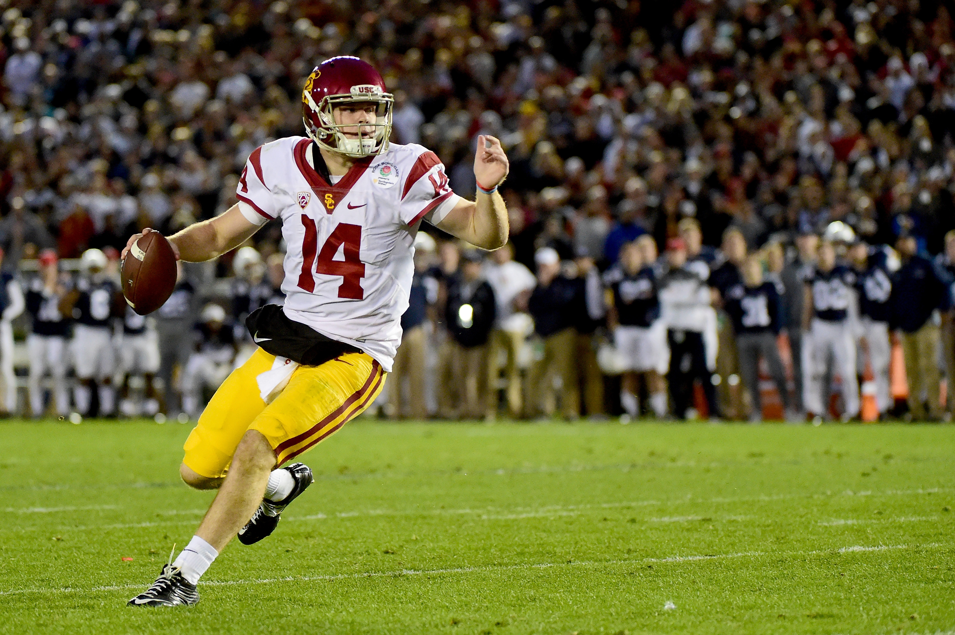 USC's Sam Darnold the favorite in latest Heisman odds  Who else is a