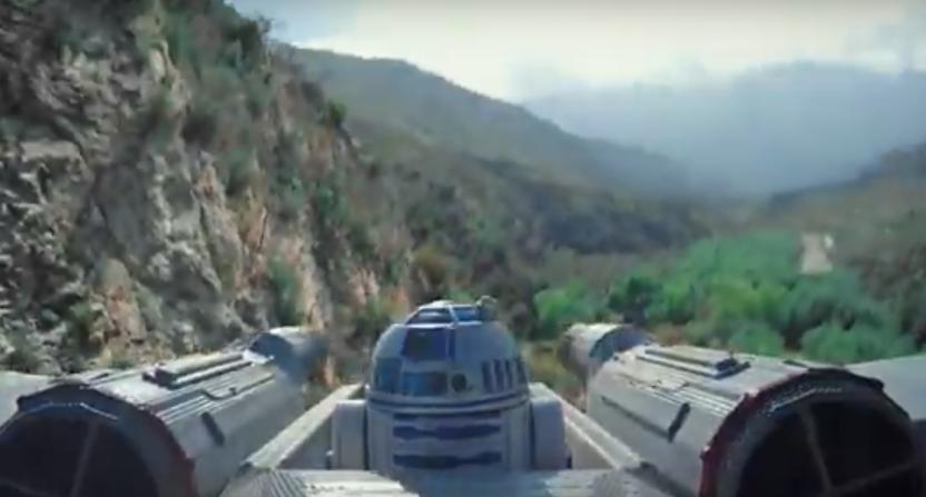 Drone Star Wars