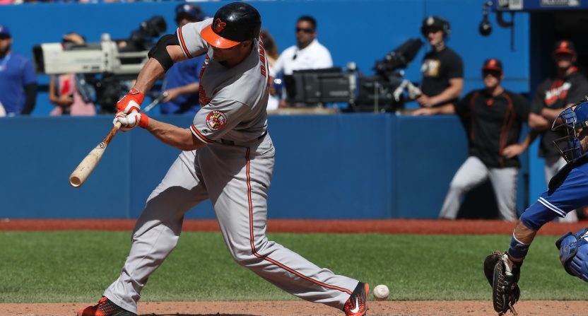 Orioles  Chris Davis had maybe the worst MLB season ever by batting ... 786d566c15c