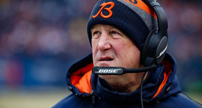 Bears coach John Fox