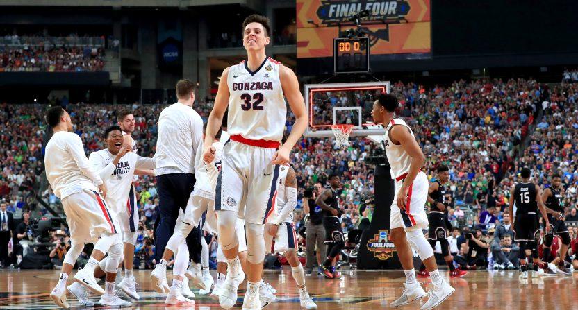 Zach Collins NBA Draft