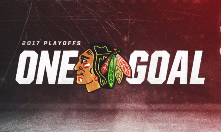 The Chicago Blackhawks Are Using A Really Dumb Slogan