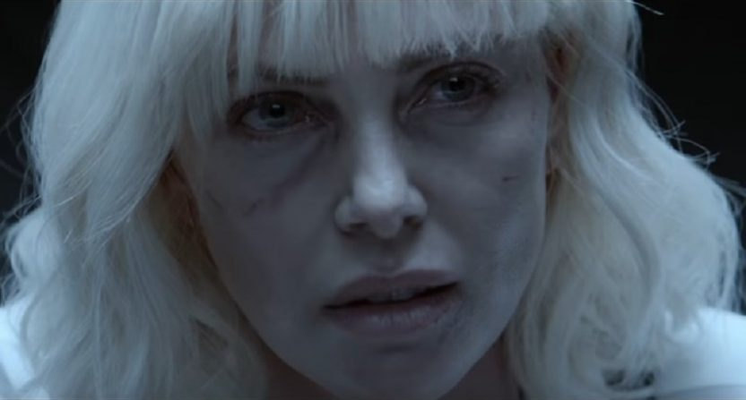 Opinion charlize theron blonde congratulate, excellent