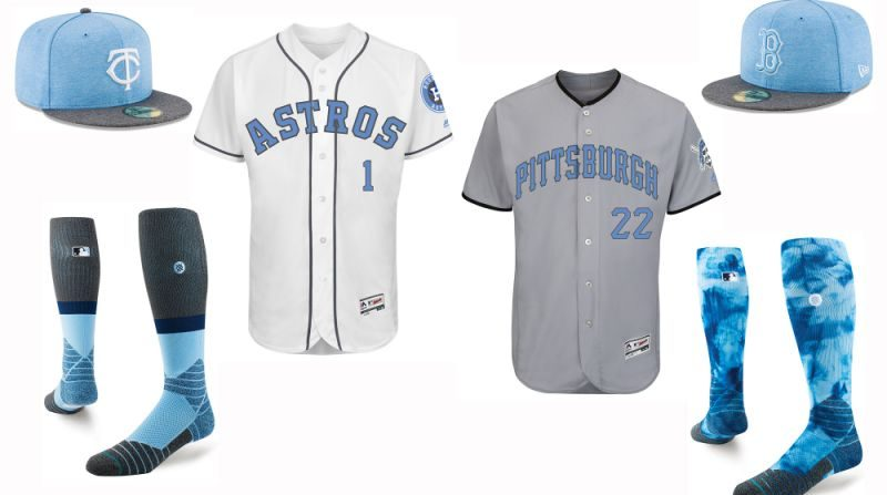 4e65a9a2 MLB's All-Star and holiday uniforms this year are incredible