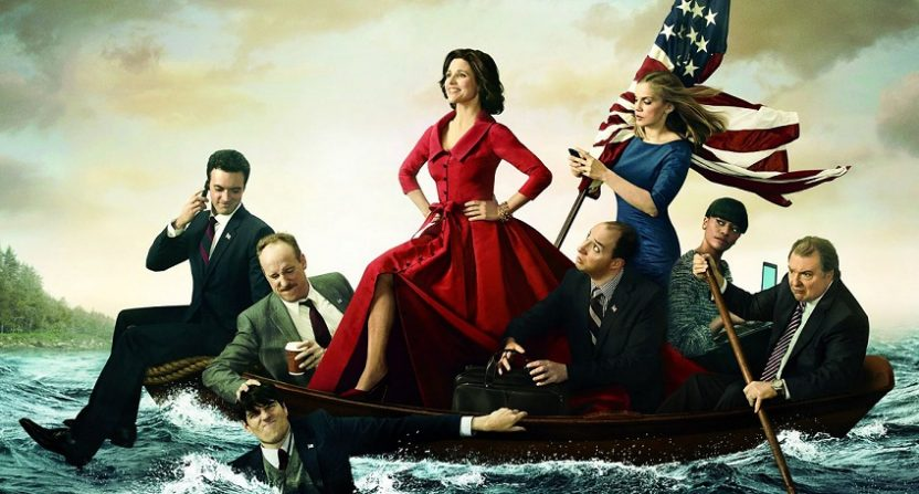 Before Veep's sixth season begins, what are the show's top 10