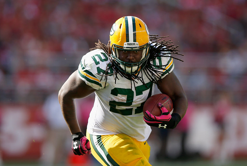 Eddie Lacy Makes Weight Incentive Again on Monday