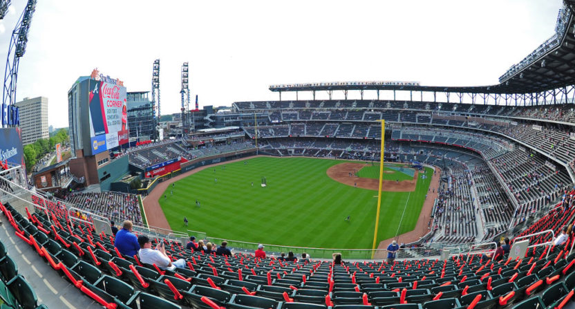 It's far too early to suggest Braves' new stadium has lost its ...