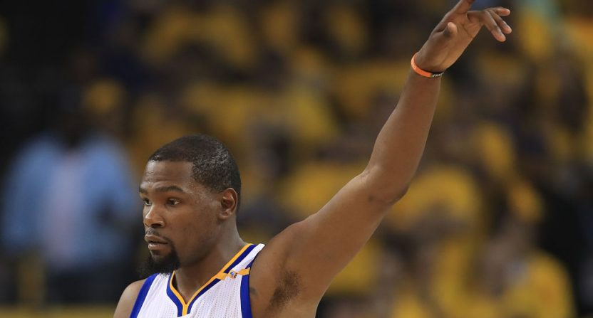 Kevin Durant dated Bachelorette Rachel Lindsay in college.