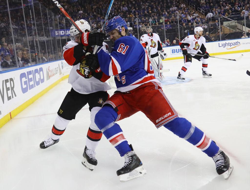Senators Rangers Game 6