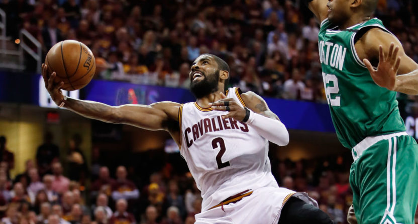 49724571469c Kyrie Irving is the most fun player to watch in the NBA and it s not even  close