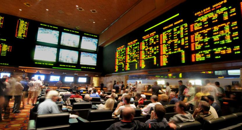 When will sports betting be legal in west virginia joe rogan fight night 81 betting