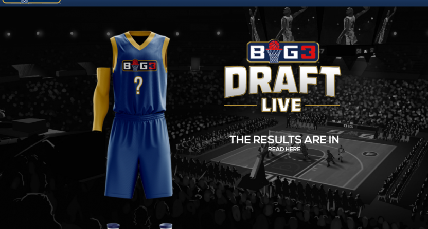 Big 3 draft