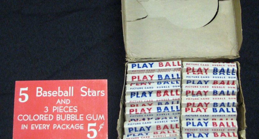 69 Year Old Baseball Cards Sell For Over Half A Million