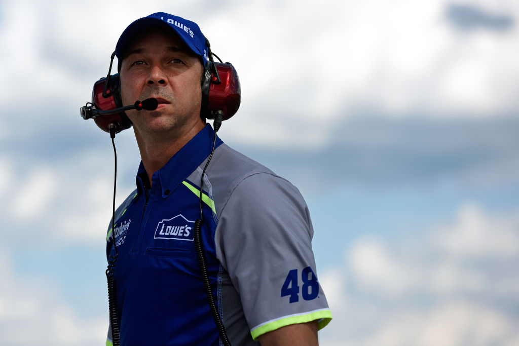 San Francisco Toyota >> Chad Knaus has computer stolen which contains setup notes for this weekend's race