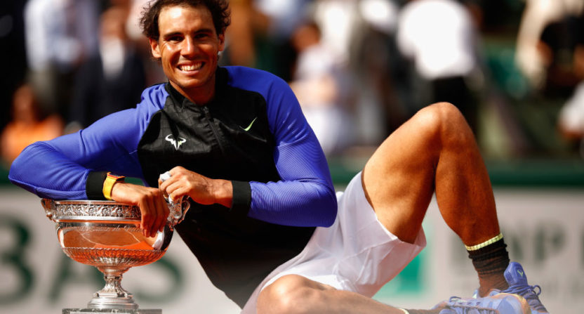 Rafael Nadal Wins French Open Passes Pete Sampras For Second Most Grand Slam Titles