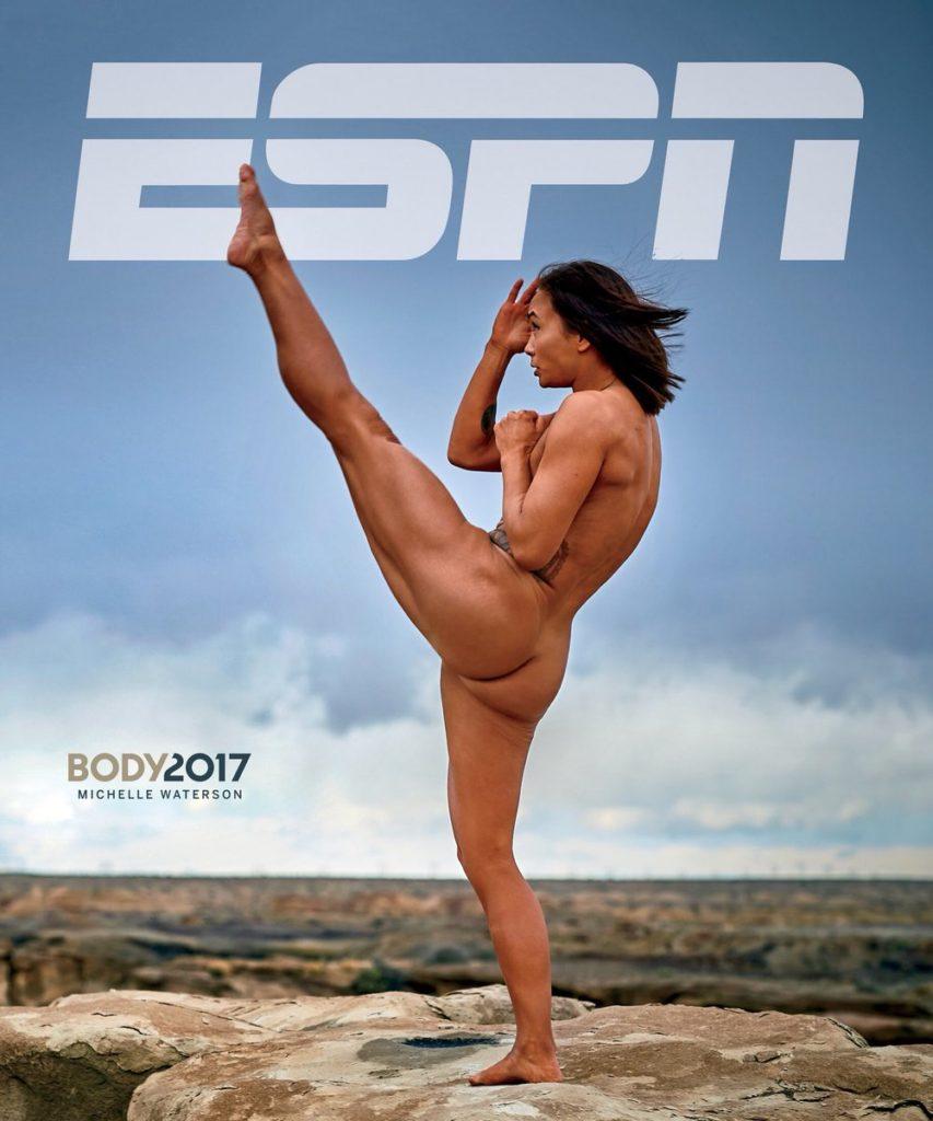 Miichelle Waterson ESPN Body Issue