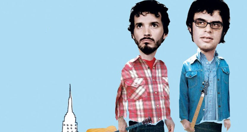 10 Years Later Flight Of The Conchords Remains On Mt