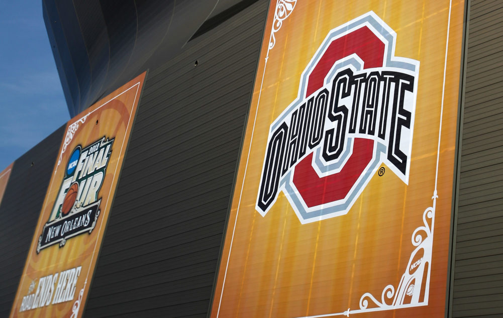 Ohio State and Oklahoma State engage in minor legal ...