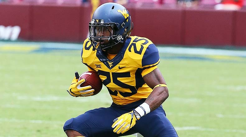Top 50 Countdown  No. 39 (tie) West Virginia Mountaineers 771c8d1fe