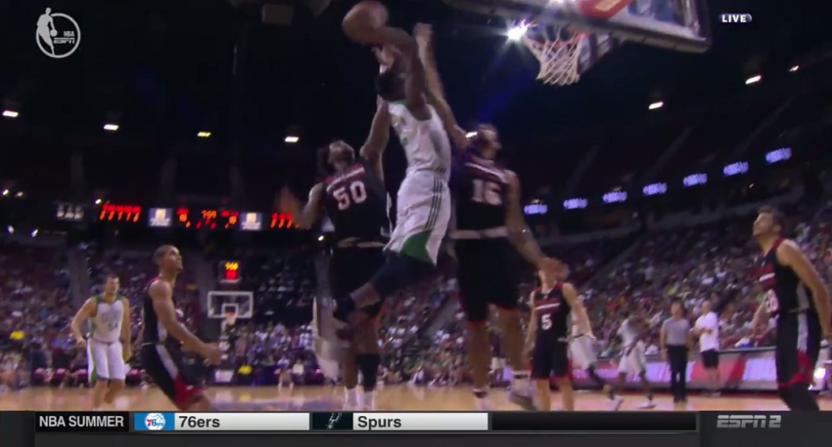Jaylen Brown Celtics Poster
