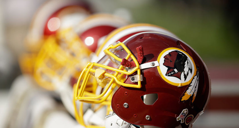 ac7aa427 Maryland school bans students and teachers from wearing Redskins gear