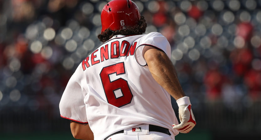 new arrival 82953 cea62 Anthony Rendon hates his #6, doesn't want to pay $40,000 to ...