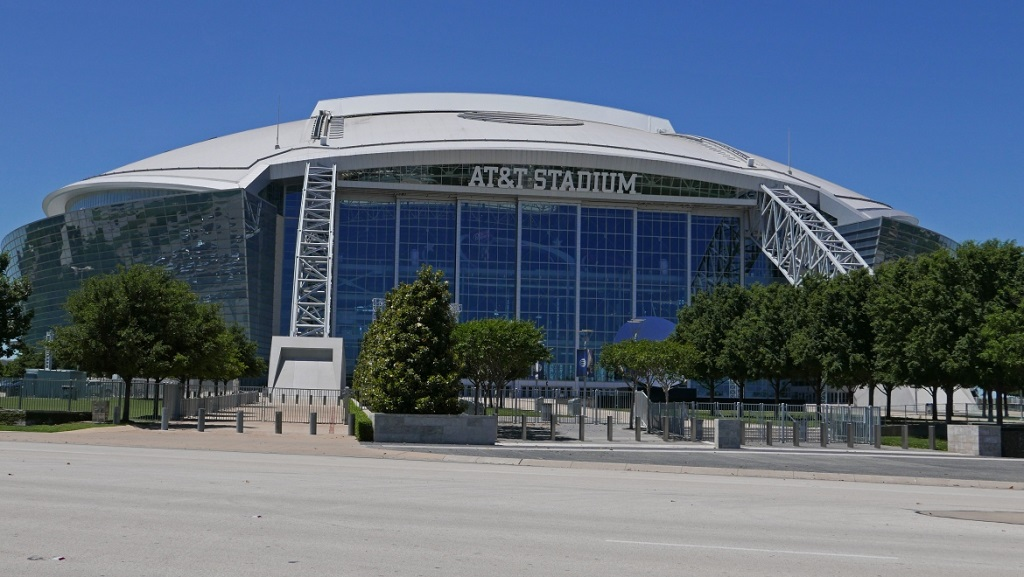 Cowboys Texans Game Moved To At Amp T Stadium Due To Hurricane