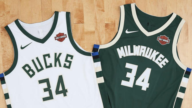 The Minnesota Timberwolves and Milwaukee Bucks unveiled new uniforms  and…opinions vary 29568f21e