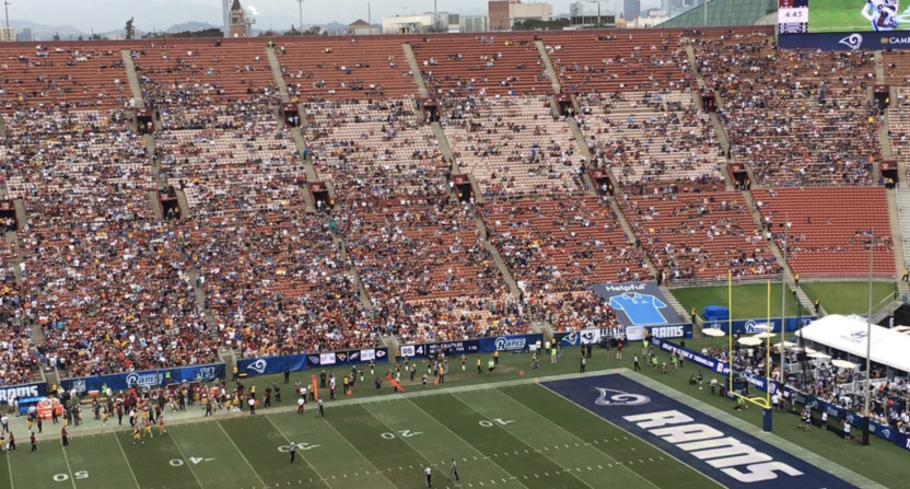 6dc2255c Will the NFL ever realize that Los Angeles doesn't really want them?