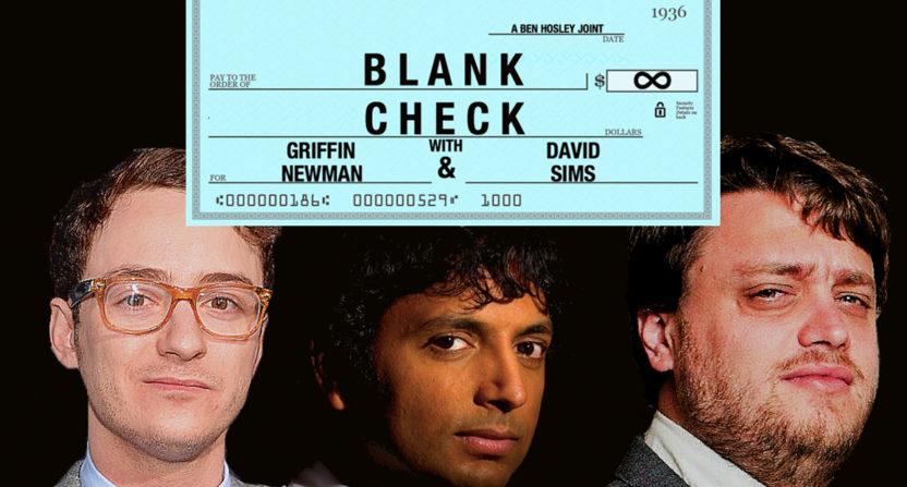 Should I Listen To This?: Movie podcast Blank Check with