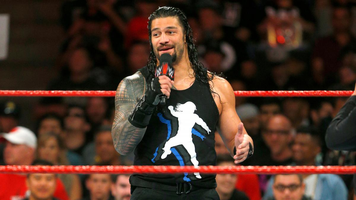 WWE Raw Reaction Sept. 18: Reigns' final words for Cena before No Mercy, Lesnar invites Strowman ...