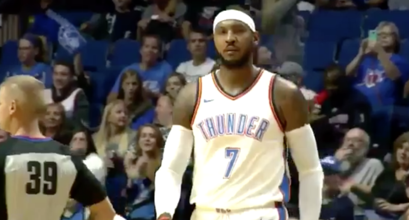 carmelo anthony-paul george-chris paul-rockets-thunder