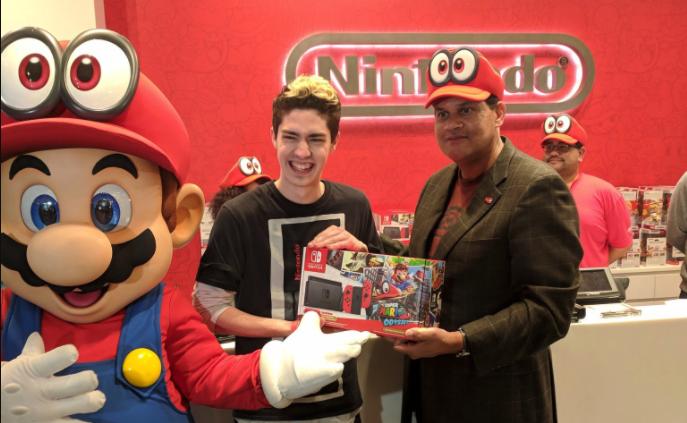 Captain Nintendo Dude