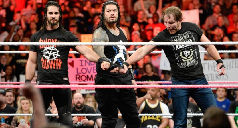 The Return Of The Shield To Wwe Needs To Be More Than Just A