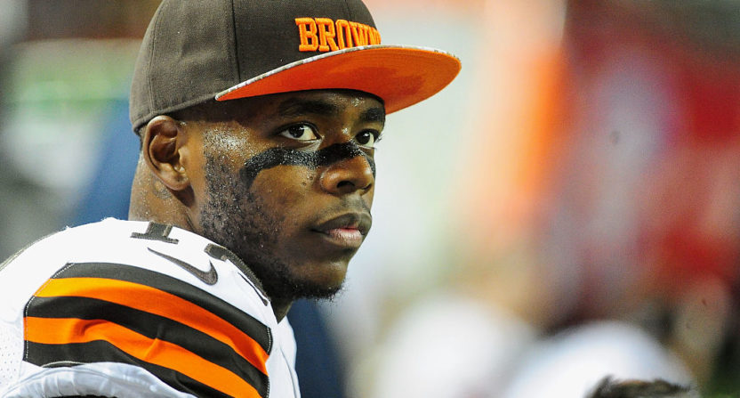 josh gordon-cleveland browns
