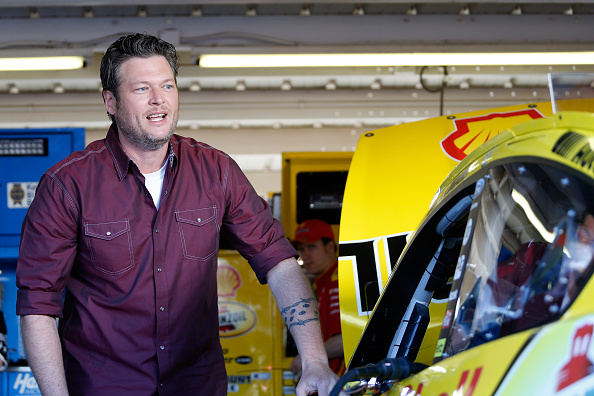 A lot of people are very confused about Blake Shelton's ...
