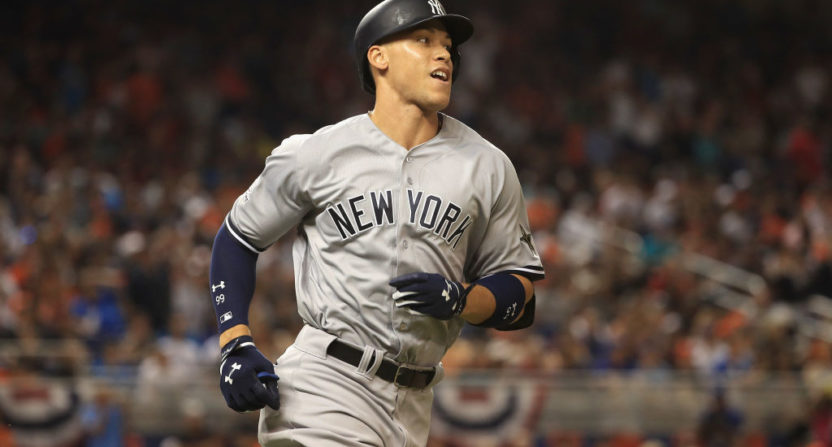 aaron judge-cody bellinger-rookie of the year