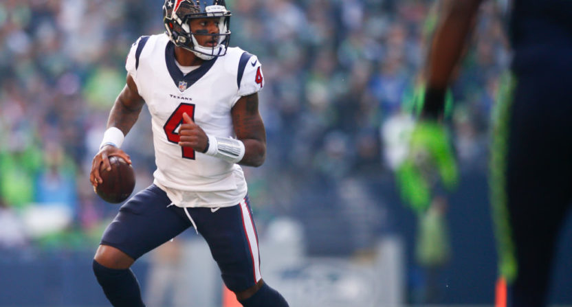 deshaun watson-torn acl-houston texans