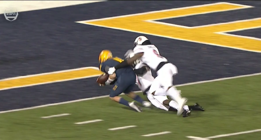 #MACtion could have gone wrong without replay.