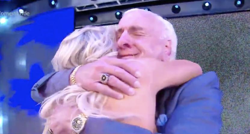 Ric Flair, Charlotte Flair, Women's Championship