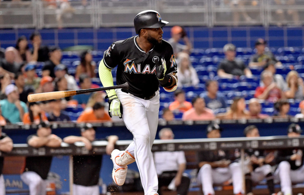 marcell ozuna-miami marlins-trade rumors